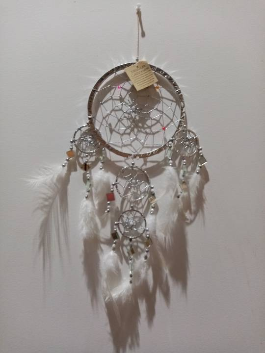 Dream catcher (silver)
